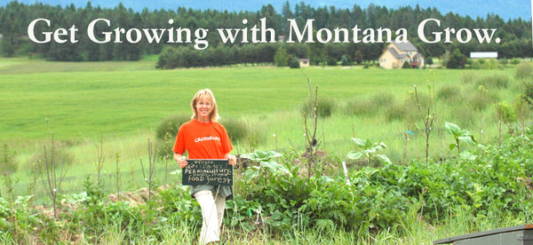 Get growing with natural soil enhancer from Montana Grow
