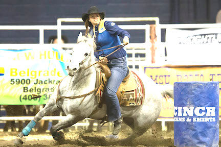 Montana State University spring 2019 rodeo, montana living, women's rodeo, college rodeo, events in bozeman april 2019
