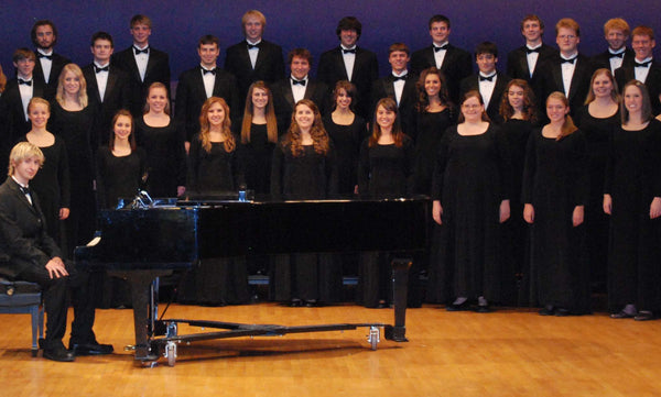 Winter choral concert in Bozeman