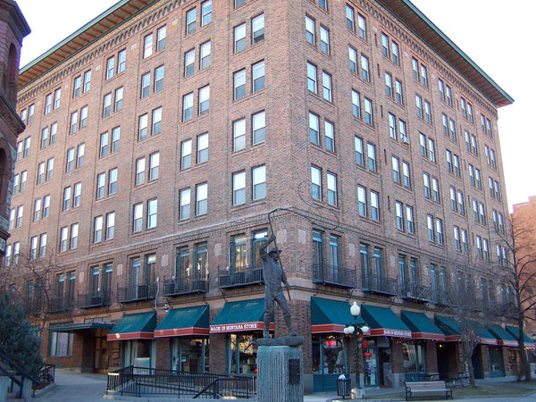 Downtown Helena: the place to be, at the Placer Hotel