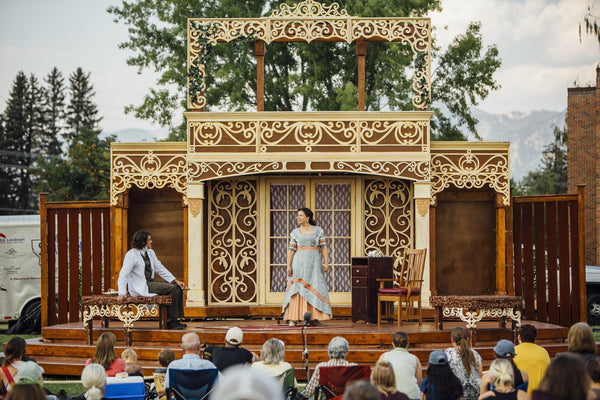 Shakespeare in the Parks enters summer season