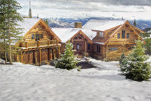 Montana's Finest Homes: A ski retreat at Spanish Peaks in Big Sky