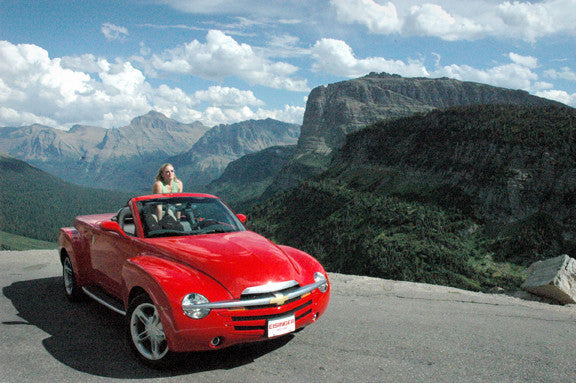 Montana Living TV: Going to the Sun Road