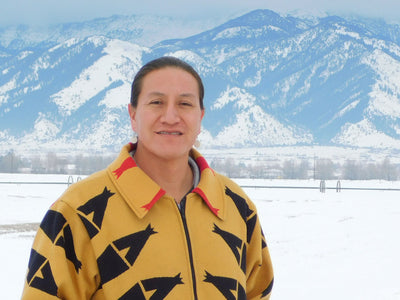 Native American works on water issues for his reservation