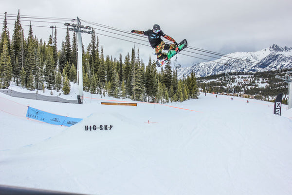 Slopestyle event at Big Sky Resort this weekend