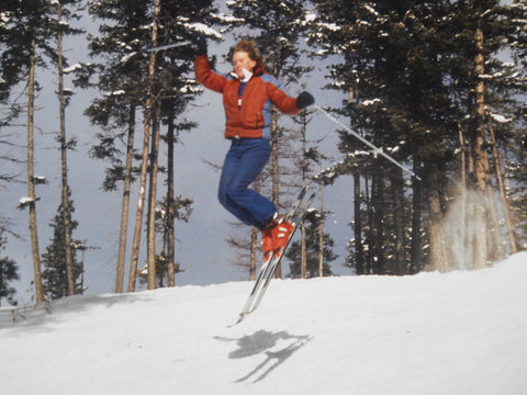 David Reese montana living editor skiing marshall ski area missoula 1976