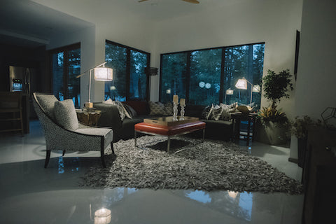 main room nuwest builders whitefish contemporary home montana's finest homes montana living