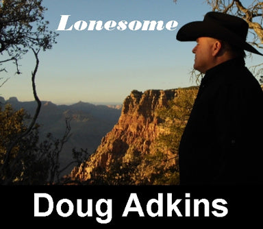 Doug Adkins Lonesome CD