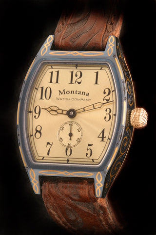 montana watch company watch II, livingston montana, made in montana watches, montana living