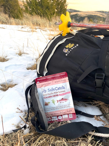 montana living safe catch backpacking