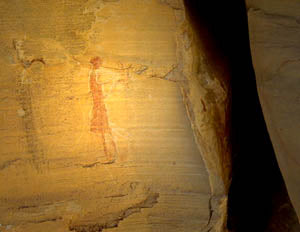 bear gulch pictograph historic site lewistown montana living