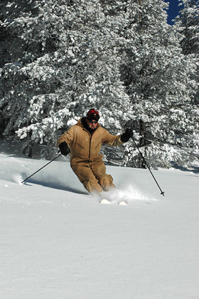 turner skier rick jaqueth, turner mountain ski area libby montana, david reese montana living