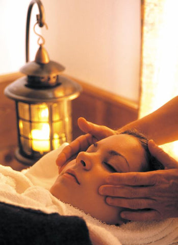 a facial at chico hot springs montana tipi romantic destination