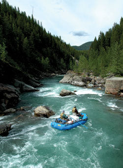 floating middle  fork