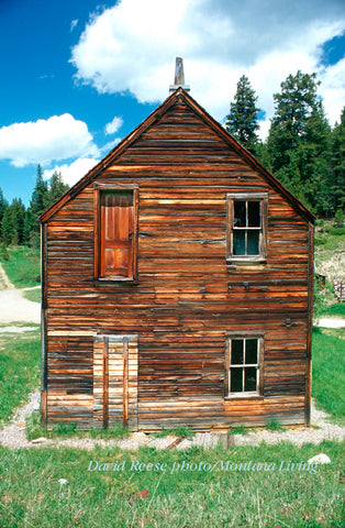 Getaway To The Past At Garnet Ghost Town Montana Living
