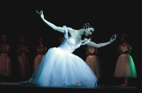Mathilde Froustey,  San Francisco Ballet principal dancer, and a Paris Opera Ballet soloist, will perform the title role in Giselle June 14-15 in Bozeman. montana living