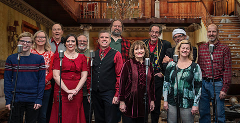 gypsy theatre guild, conrad mansion kalispell orson welles christmas carol, montana living