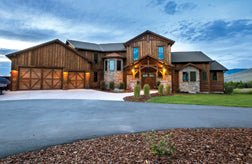 mcelmurry homes missoula montana builders montana's finest homes montana living
