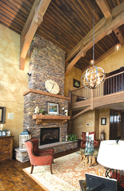 mcelmurry homes missoula montana builders montana's finest homes montana living fireplace