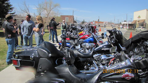17th Helena Bike Blessing Saturday, April 27, 2019 Noon to 3PM Main Street Park East Helena All bikes & riders welcome - including all motorcycles, bicycles, ATV's, Sports bikes, MotoX, 4-wheelers, OHV's, side-by-sides, etc. Food - Music - No Alcohol Contacts: Pastor Chuck Houk, The Crossing Christian Church - 406-227-6968 Jeff Lapham, Christian Motorcyclists Association - 406-475-3766 Pastor Murph Powers, Set Free Helena - 406-227-8845   +++++++++++++++++++++++++++++++++++++++++++++++++++++++++++++++++++++++++++++++++++++   HELENA BIKE BLESSING   Thank you to the East Helena City Council for hosting the 17th Helena Bike Blessing Saturday, April 27, 2018, from Noon to 3:00PM, at Main Street Park, East Helena. It is an all volunteer community-wide event. The public is invited.   There will be food and music. No alcohol. There is no cost.   All bikes and riders are welcome; including all motorcycles, bicycles, ATV's, Sports bikes, MotoX, 4-wheelers, OHV's, side-by-sides, etc.   Contacts are Pastor Chuck Houk, The Crossing Christian Church, 406-227-6968; Jeff Lapham, Christian Motorcyclists Association, 406-475-3766; and Pastor Murph Powers, Set Free Helena, 406-227-8845.   The Helena Bike Blessing was started by the Rev. Chuck Houk of Crossroads Christian Church with the aid of Circuit Riders Motorcycle Ministry in 2001. The Helena chapter of the Christian Motorcyclists Association was asked to be a part in 2005, and Set Free Helena came on board in 2009. The City of East Helena became involved in 2015.