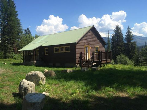 anna creek cabin hungry horse south fork flathead