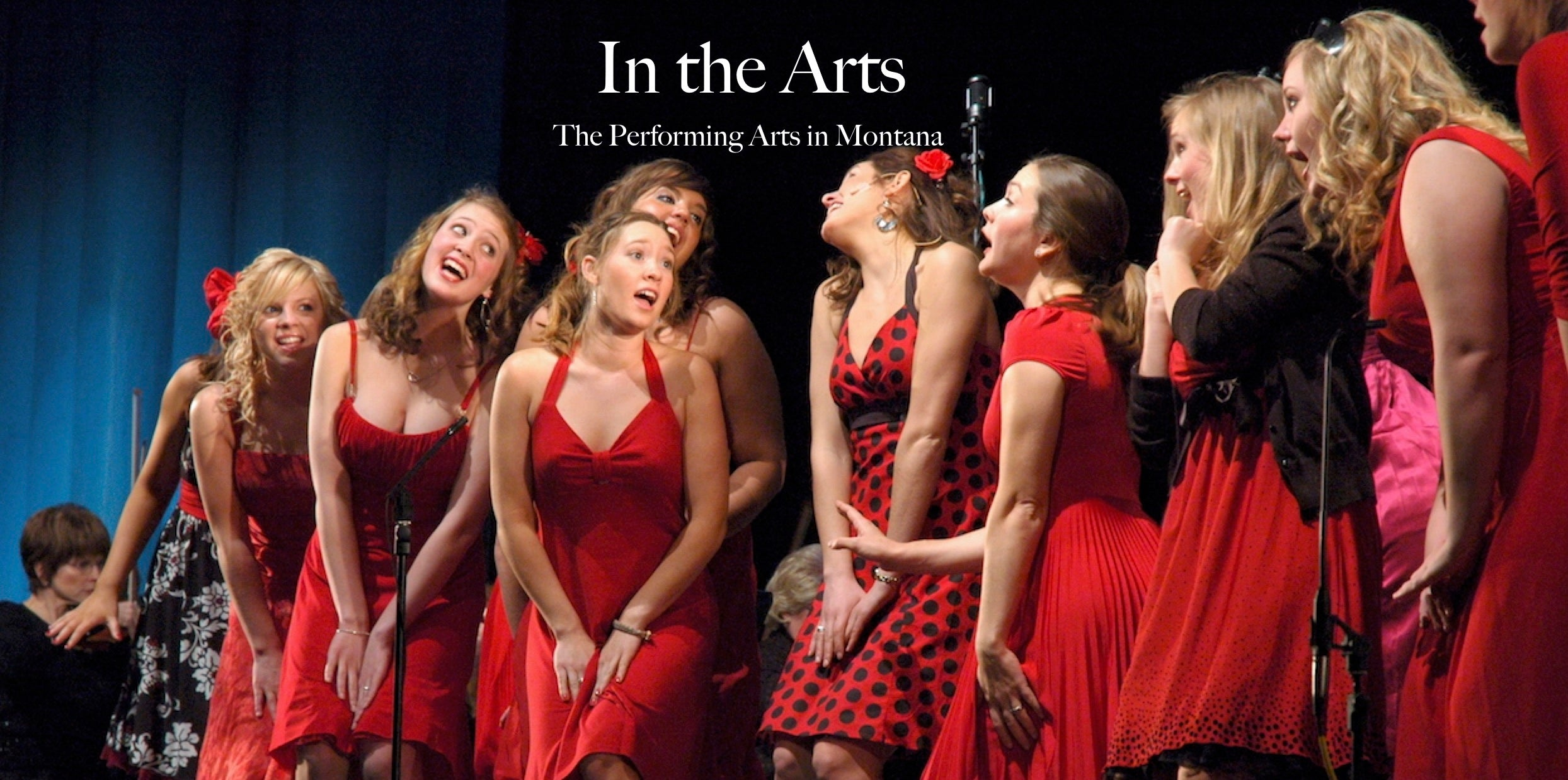 montana living, in the arts, performing arts, west side story alpine theatre project