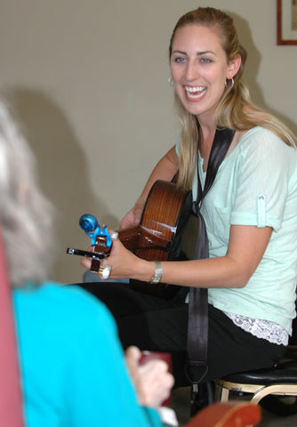 kirsten wells music therapist montana living lakeview  care center