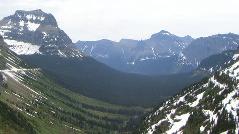 logan pass, continental divide, glacier park plowing snow going to the sun road, montana living, bulldozer