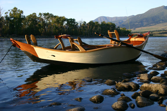 montana boatbuilders drift boat