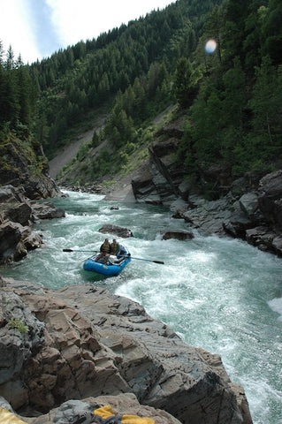schafer meadows float trip, spruce park section of upper middle fork of the flathead river, david reese montana living, wilderness fly fishing montana