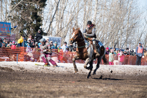 skijoring red lodge, montana living, ski destinations, horses in montana, whitefish