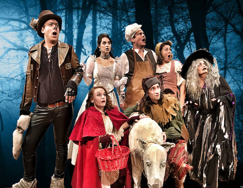 whitefish theatre company into the woods play, 2019, montana living