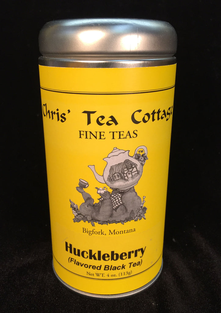 Huckleberry Black Tea - Montana Living - 2