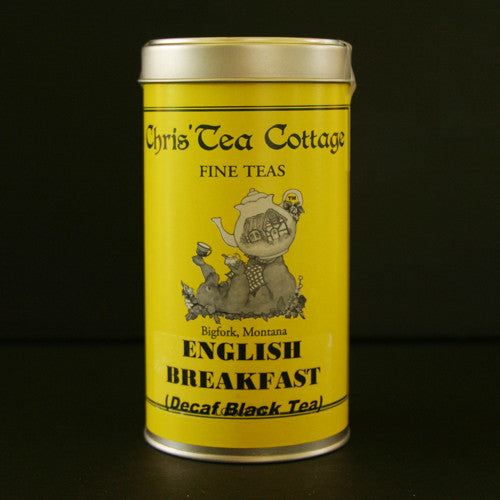 English Breakfast Decaf - Montana Living