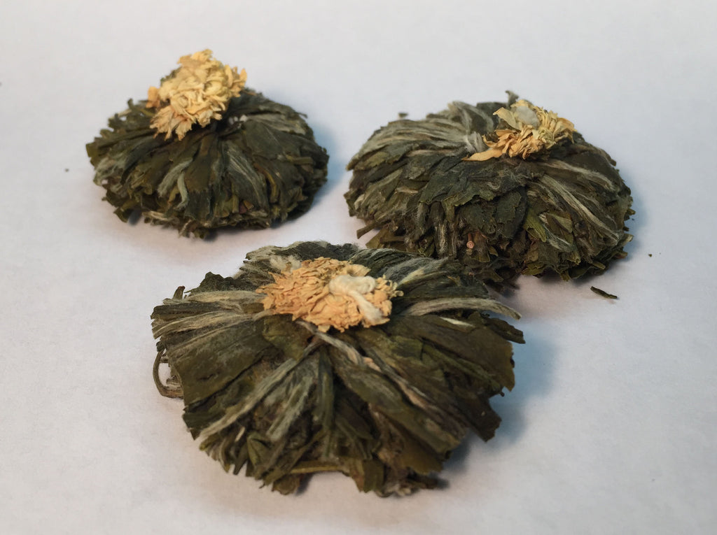 Emerald Sun Flowering Green Tea $2 each - Montana Living - 2