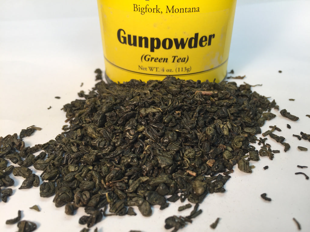 Gunpowder Green Tea - Montana Living - 1