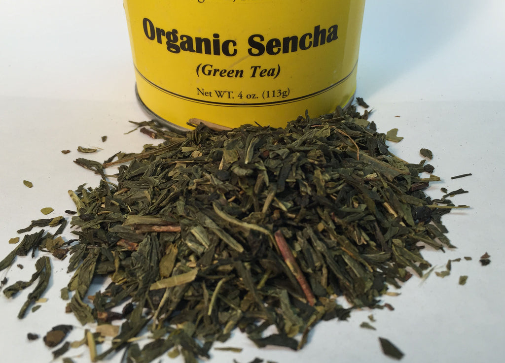 Organic Sencha Green Tea - Montana Living - 1