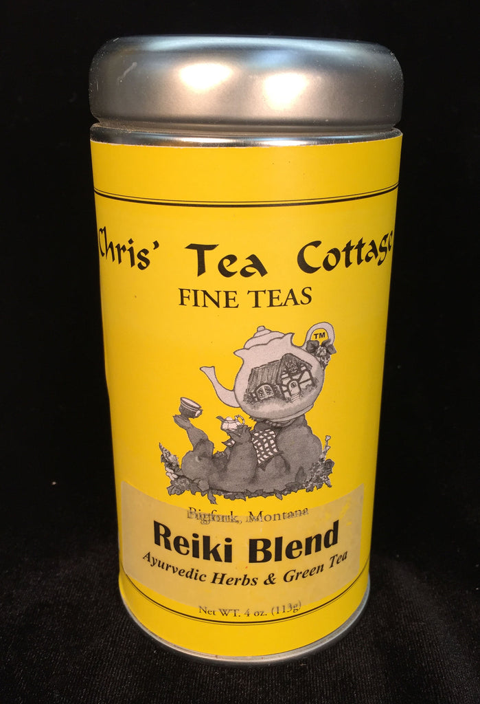 Reiki Green Tea - Montana Living - 2