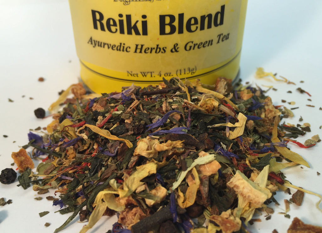 Reiki Green Tea - Montana Living - 1