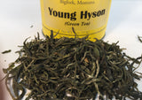 Young Hyson Green Tea - Montana Living - 1
