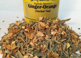 Ginger Orange Herbal Tea - Montana Living - 1