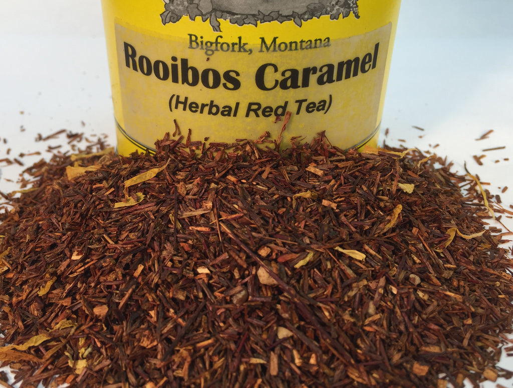 Rooibos Caramel Herbal Tea - Montana Living - 1