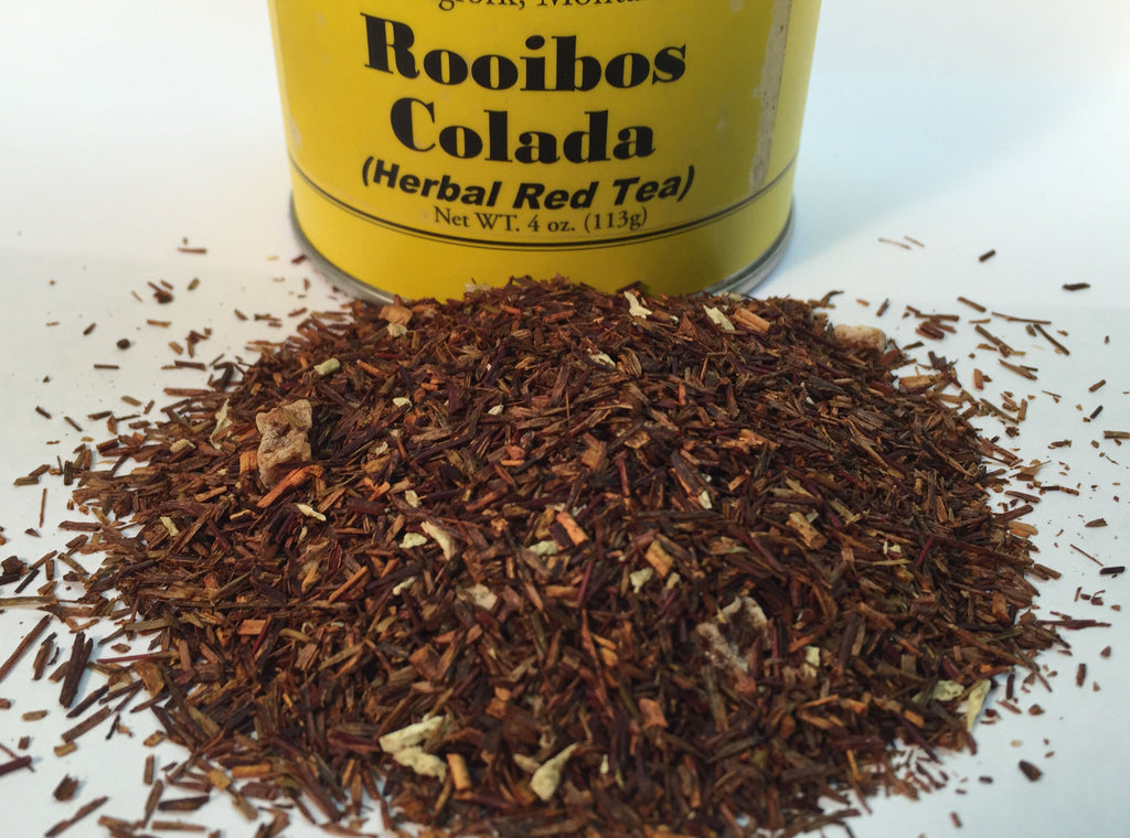 Rooibos Colada Herbal Red Tea - Montana Living - 1