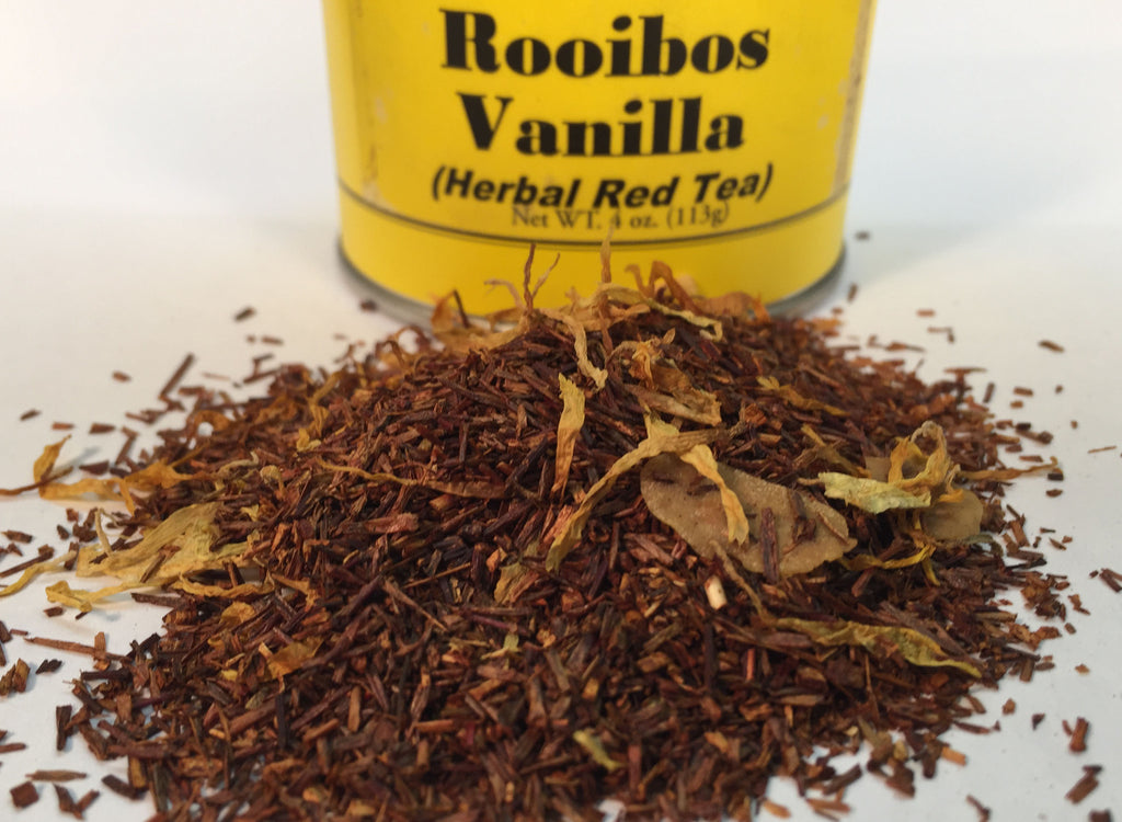 Rooibos Vanilla Herbal Tea - Montana Living - 1