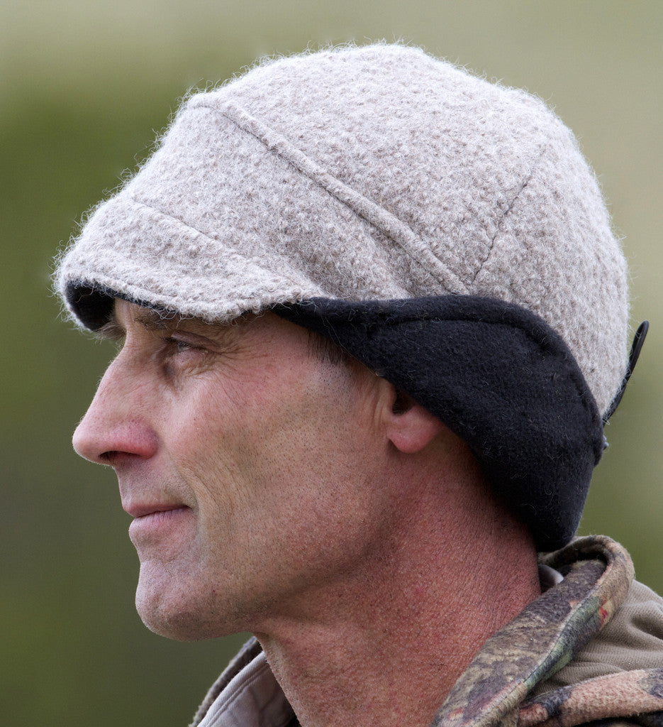 Alpaca Hunting Hat Extreme Warmth - Montana Living - 3