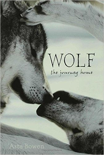 Wolf: The Journey Home, by Asta Bowen - Montana Living