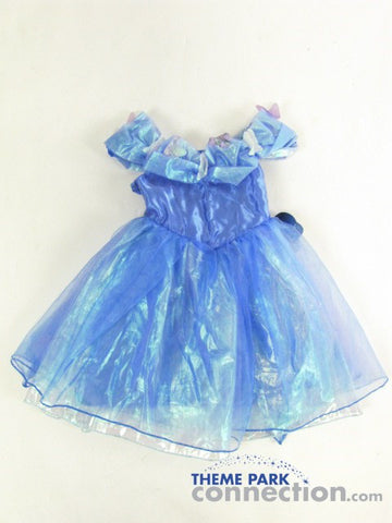 Disney CINDERELLA Live Action Princess Dress CHILD SIZE Costume
