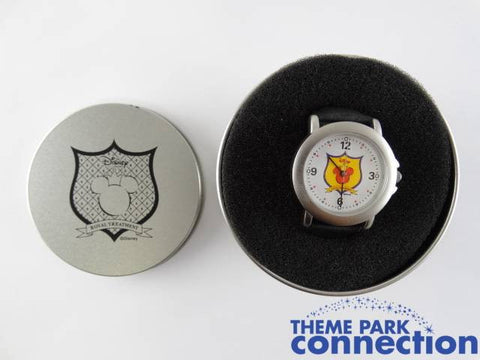 Disney Catalog Exclusive Royal Treatment Mickey Crest Wrist Watch