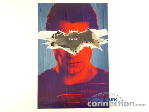 Batman v Superman Clark Kent 2016 IMAX Event Poster