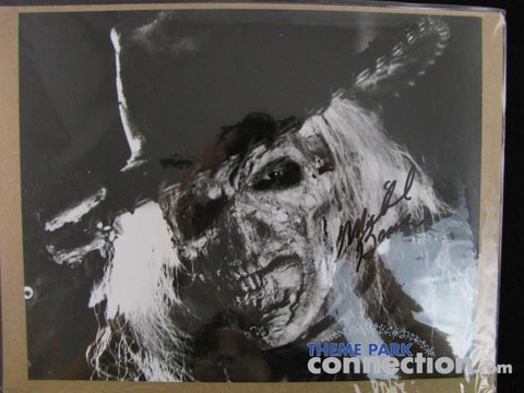 THE CROW MICHAEL BERRYMAN Autographed SKULL COWBOY Photo